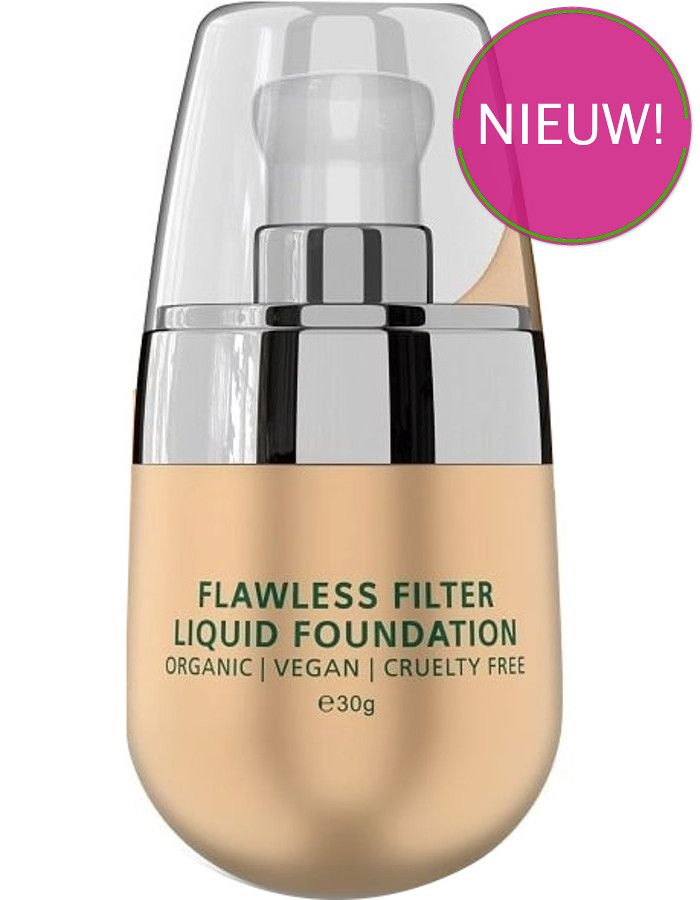 PHB Ethical Beauty Flawless Filter Liquid Foundation Spf30 Peach 30ml
