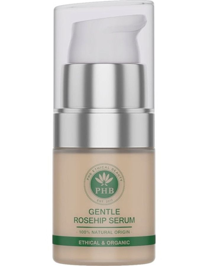 PHB Ethical Beauty Gentle Rosehip Serum Face & Eyes 20ml