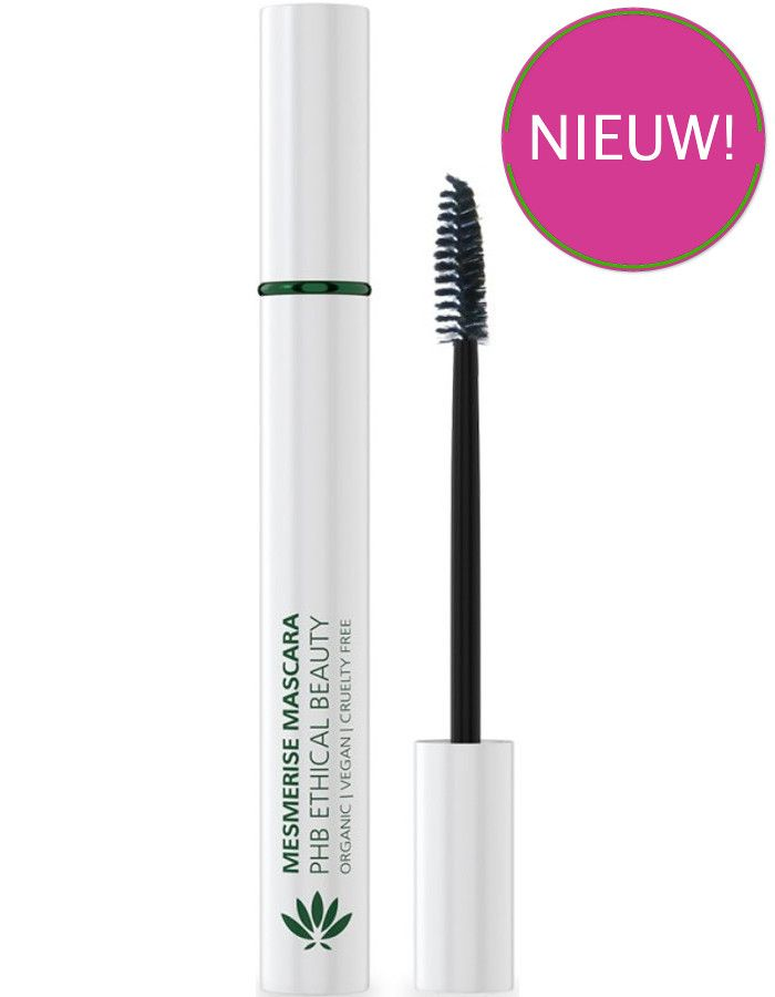 PHB Ethical Beauty Mesmerise Mascara Zwart