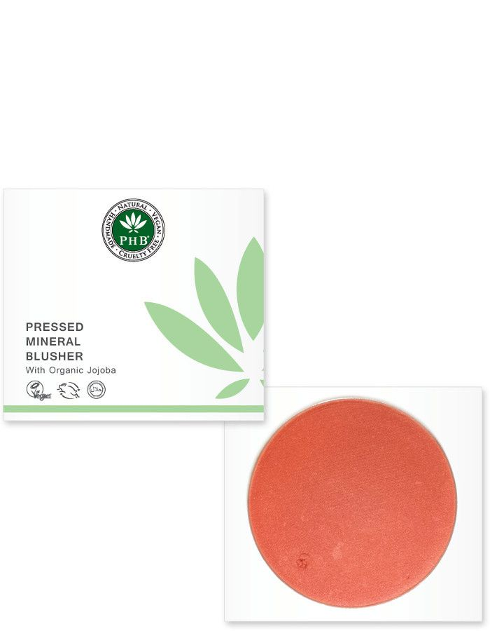 PHB Ethical Beauty Pressed Mineral Blusher Peach