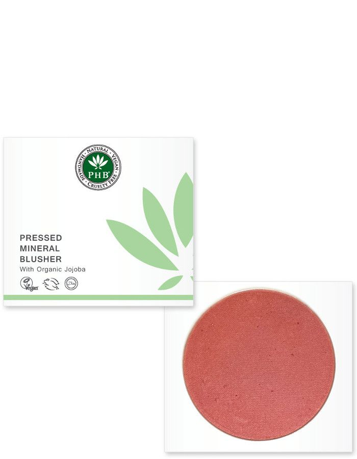 PHB Ethical Beauty Pressed Mineral Blusher Sienna