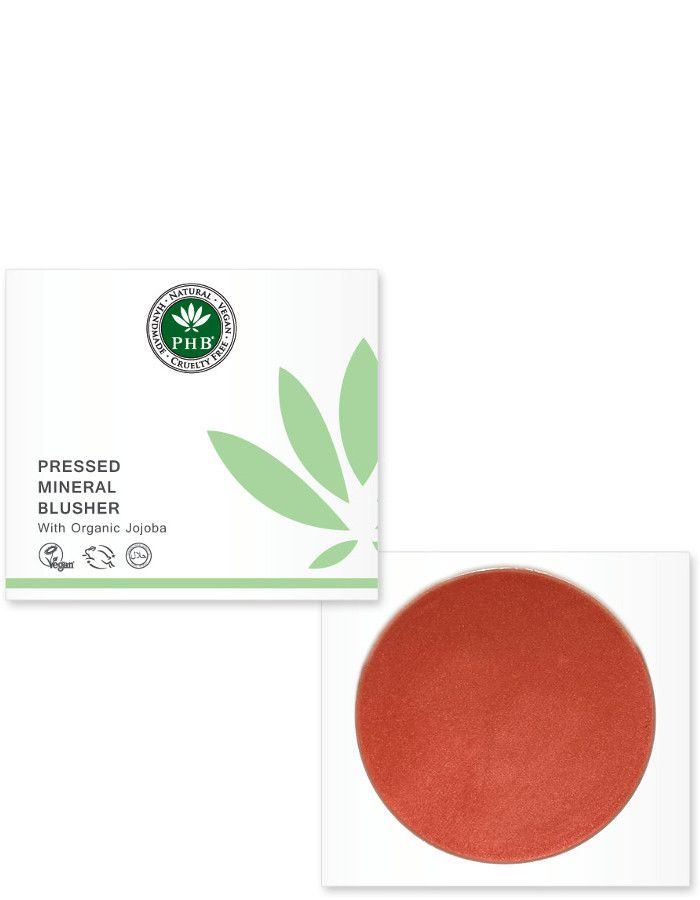 PHB Ethical Beauty Pressed Mineral Blusher Tea Rose