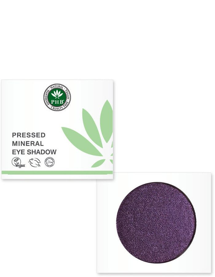 PHB Ethical Beauty Pressed Mineral Eyeshadow Acai Berry