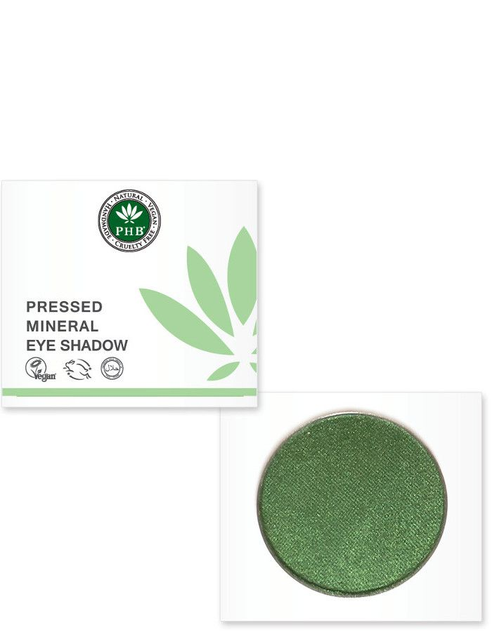 PHB Ethical Beauty Pressed Mineral Eyeshadow Forest