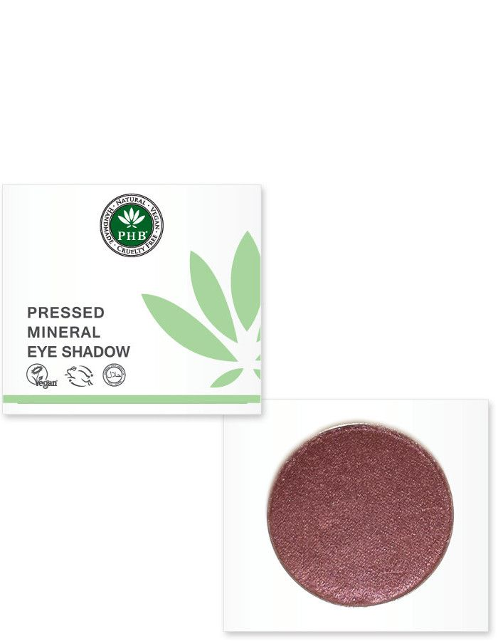 PHB Ethical Beauty Pressed Mineral Eyeshadow Grape