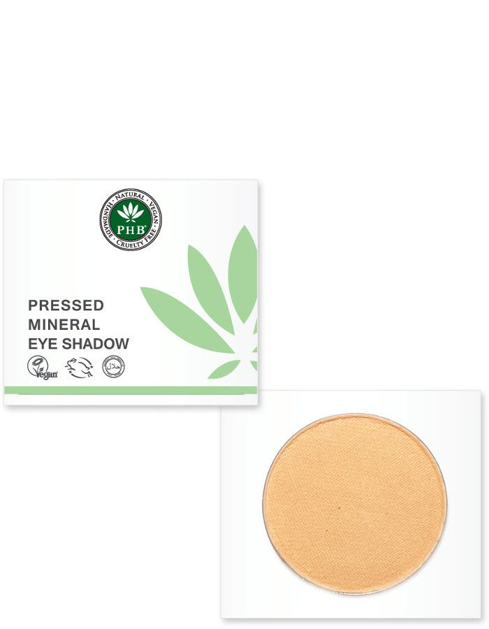 PHB Ethical Beauty Pressed Mineral Eyeshadow Papaya Whip
