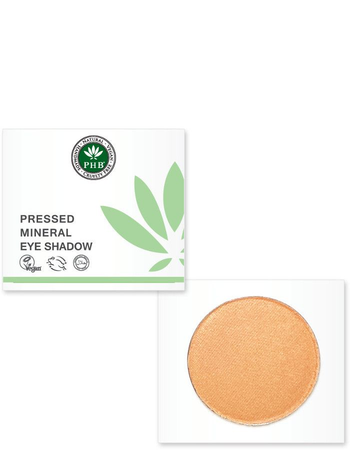 PHB Ethical Beauty Pressed Mineral Eyeshadow Peach