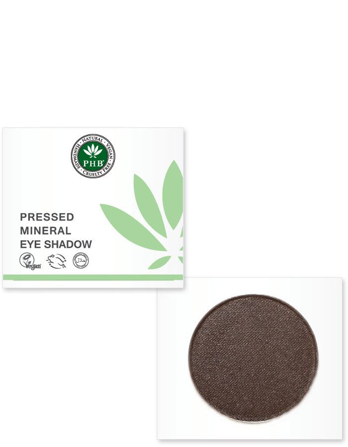 PHB Ethical Beauty Pressed Mineral Eyeshadow Pewter