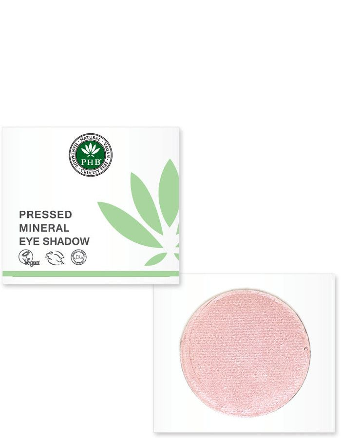 PHB Ethical Beauty Pressed Mineral Eyeshadow Rose Quartz