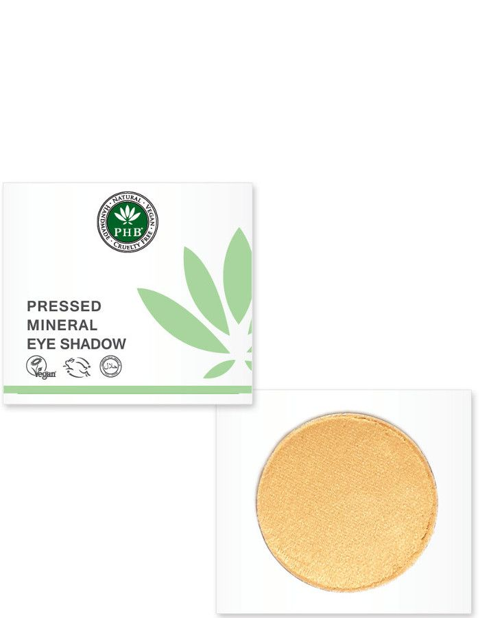 PHB Ethical Beauty Pressed Mineral Eyeshadow Sand