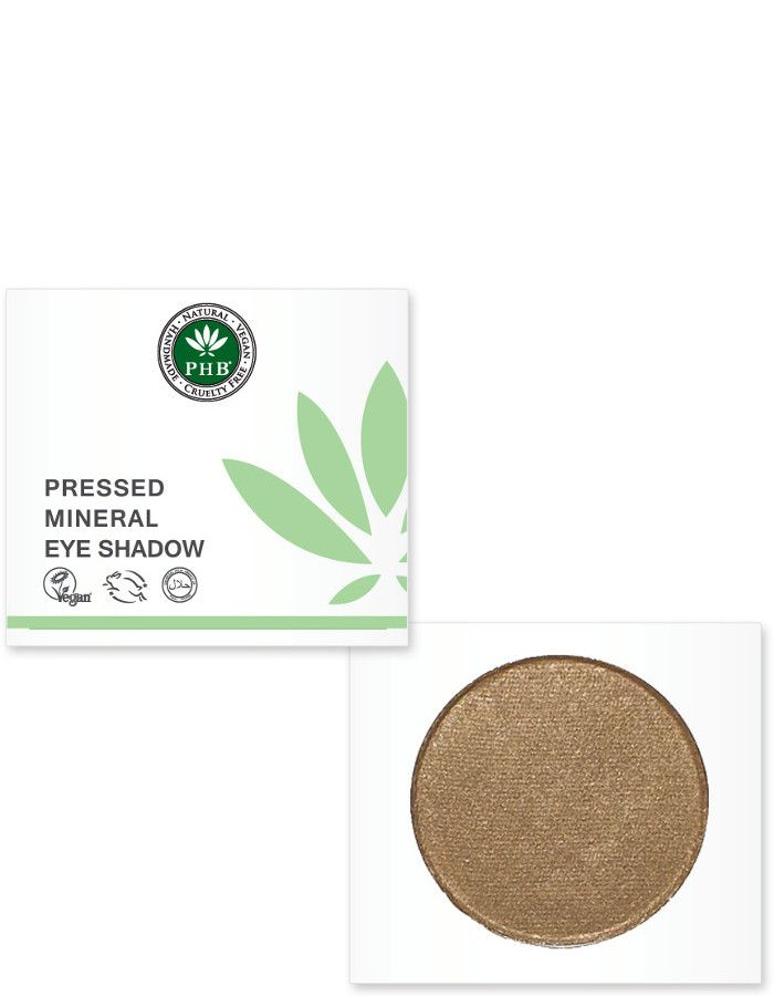 PHB Ethical Beauty Pressed Mineral Eyeshadow Smoky Quartz