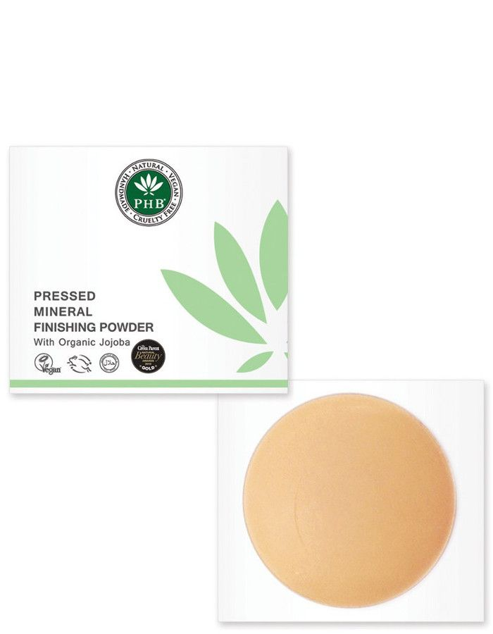 PHB Ethical Beauty Pressed Mineral Finishing Powder Spf15