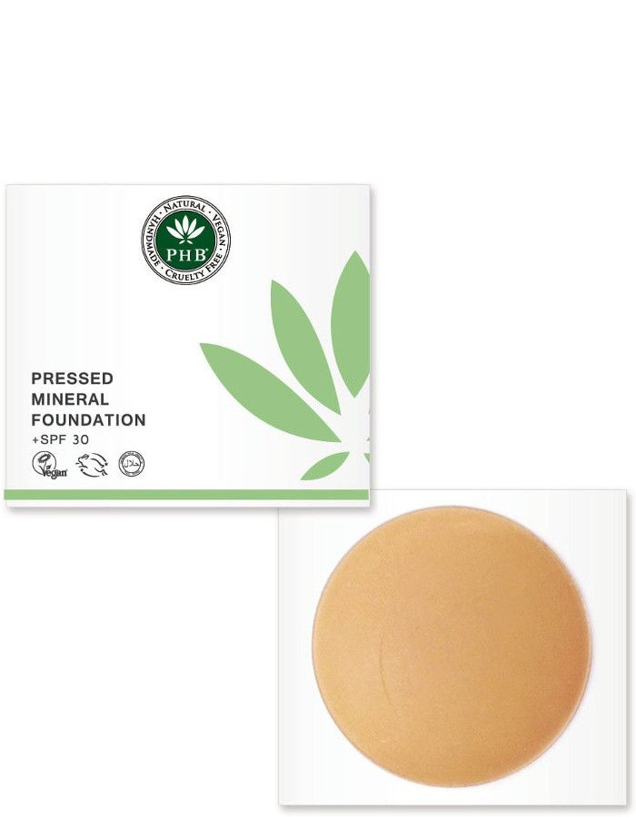 PHB Ethical Beauty Pressed Mineral Foundation Spf30 Medium