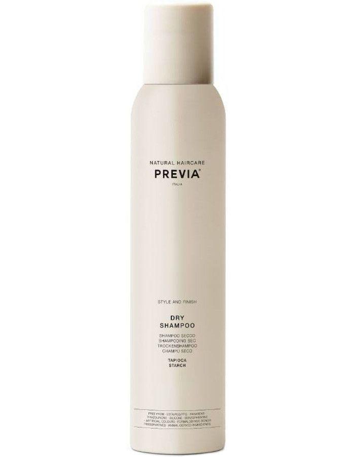 Previa Style & Finish Dry Shampoo 200ml