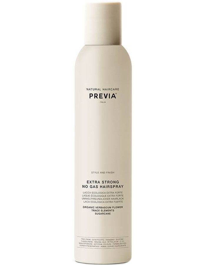 Previa Style & Finish Extra Strong No Gas Hairspray 350ml