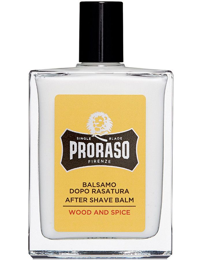 Proraso After Shave Balsem Alcoholvrij Wood Spices 100ml