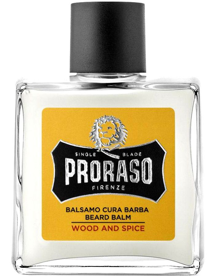 Proraso Baard Balsem Wood Spices 100ml