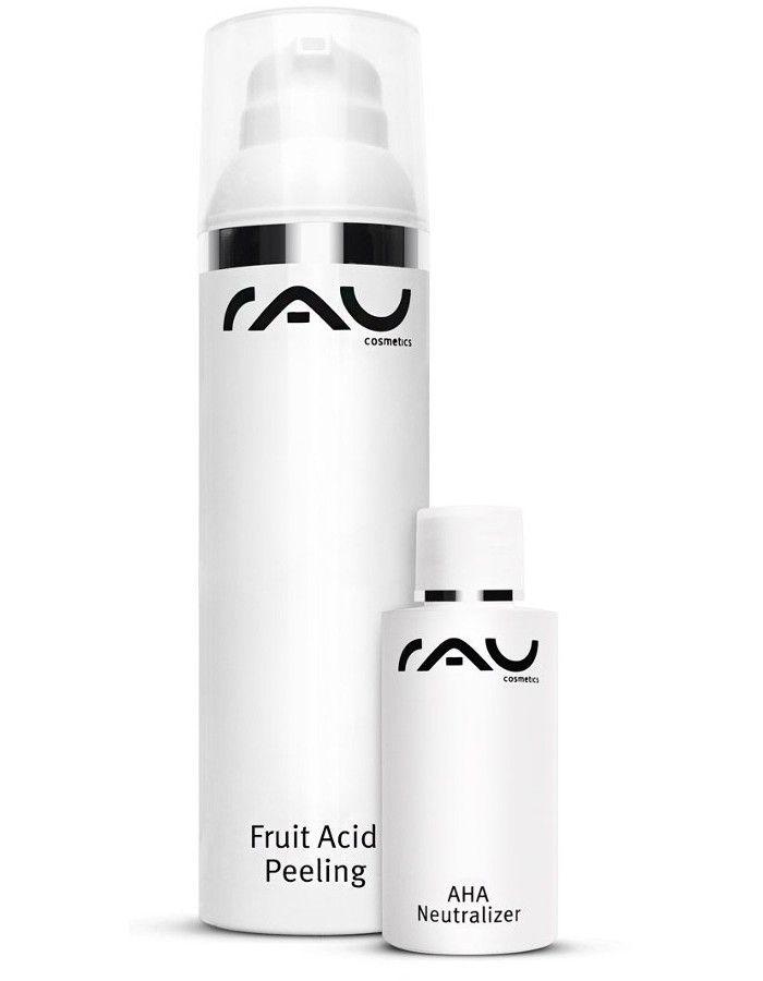 Rau Cosmetics Fruit Acid Peeling Gezichtspeeling 100ml