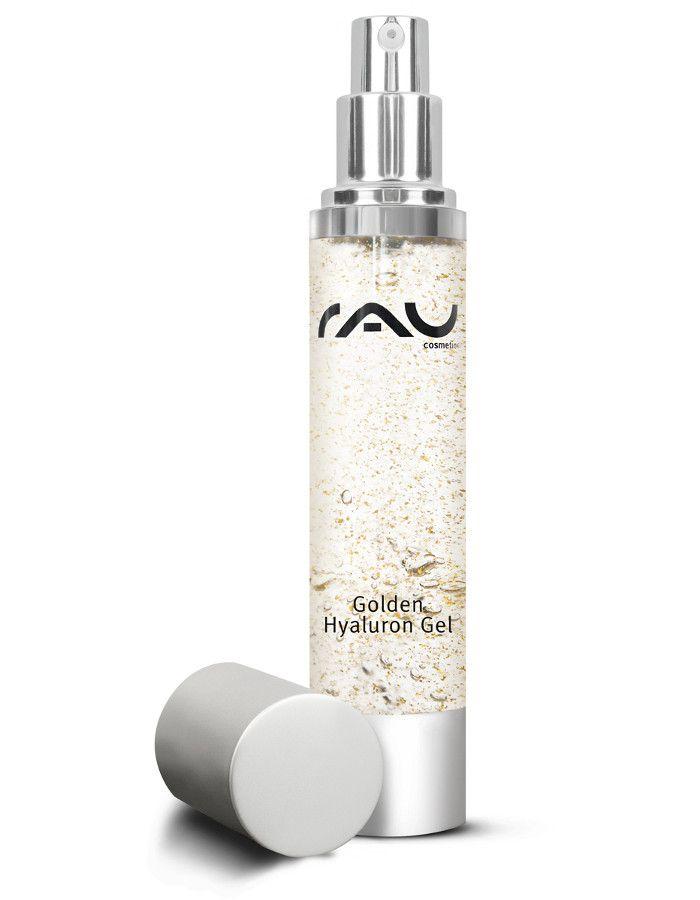 Rau Cosmetics Golden Hyaluron Serum Gel 50ml