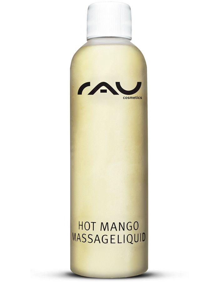Rau Cosmetics Hot Mango Massage Lotion 200ml