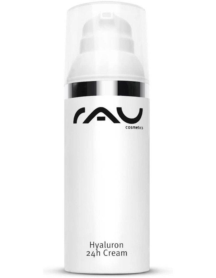 Rau Cosmetics Hyaluron 24h Dag-en Nachtcrème 50 ml