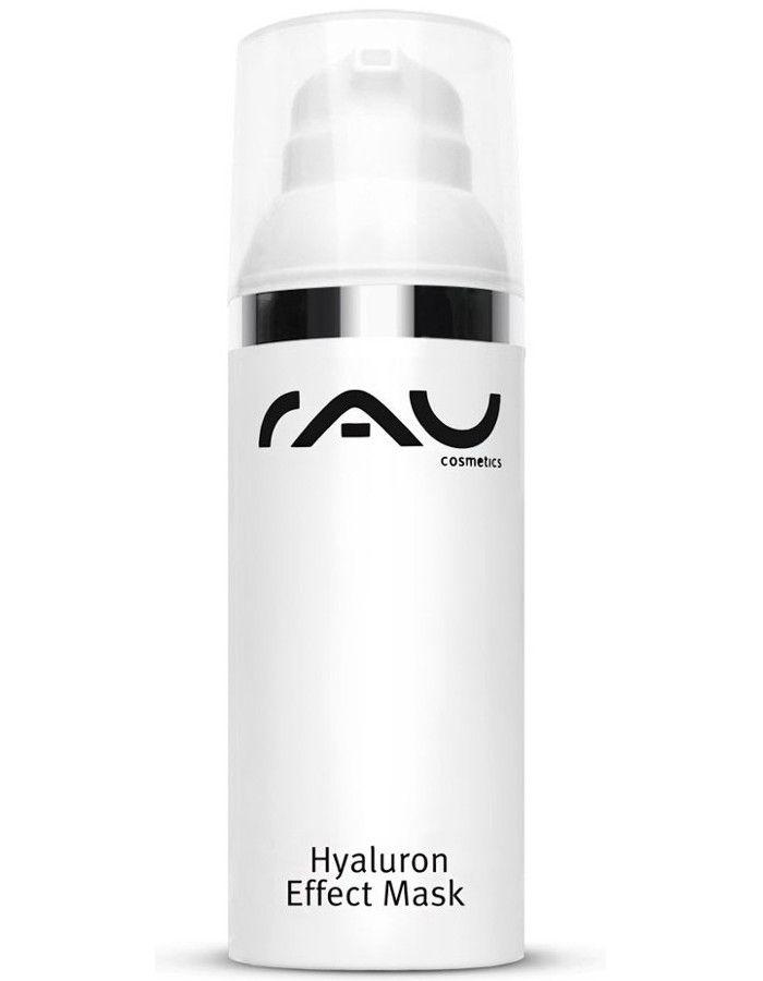 Rau Cosmetics Hyaluron Effect Verkoelend Gel Masker 50ml