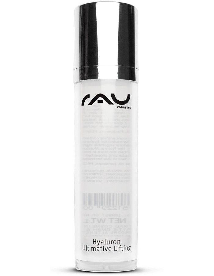 Rau Cosmetics Hyaluron Ultimate Lifting Filler Gel Serum 30ml