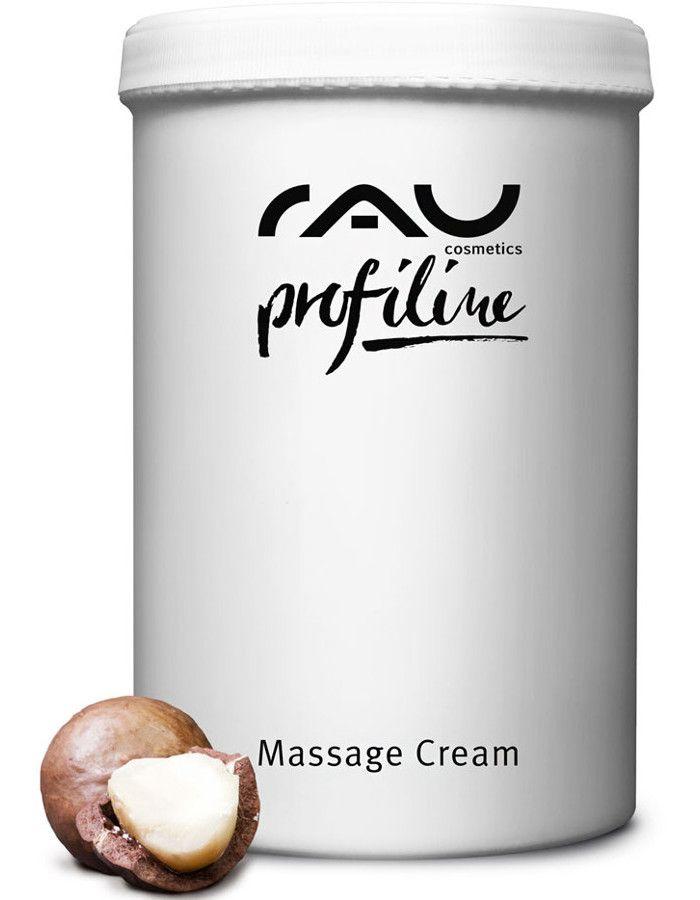 Rau Cosmetics Profiline Massage Crème Met Squalaan 1000ml