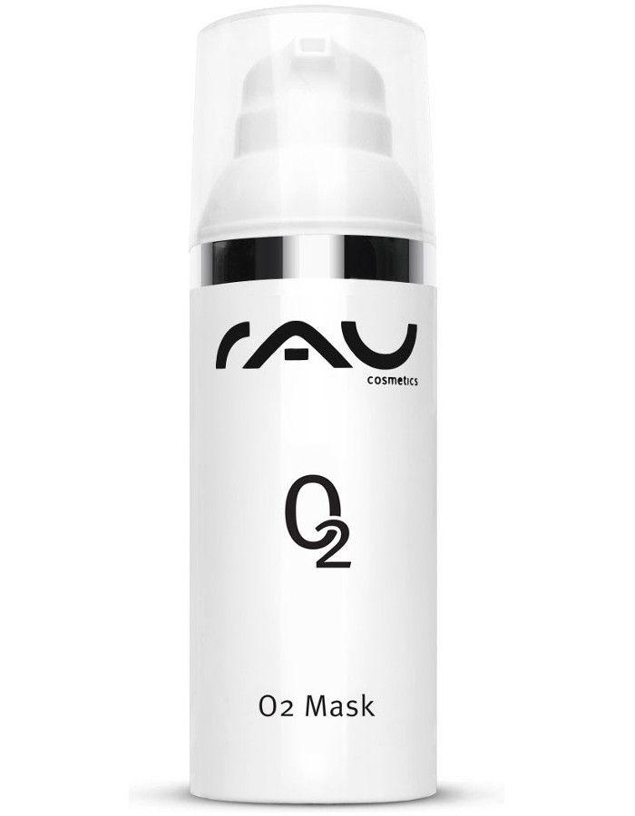 Rau Cosmetics O2 Zuurstof Gezichtsmasker Met Aloe Vera 50ml