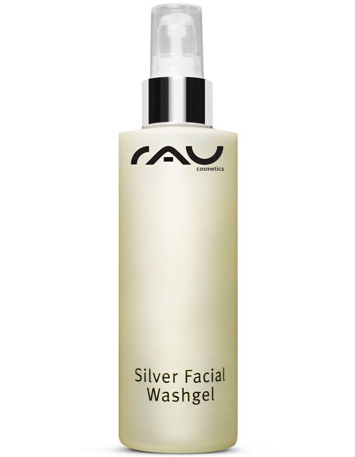 Rau Cosmetics Silver Facial Washgel 200ml