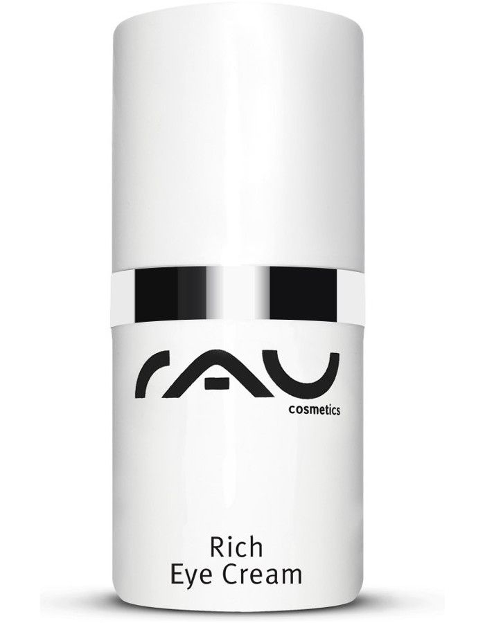 Rau Cosmetics Rich Oogcrème Met Aloe Vera 15ml