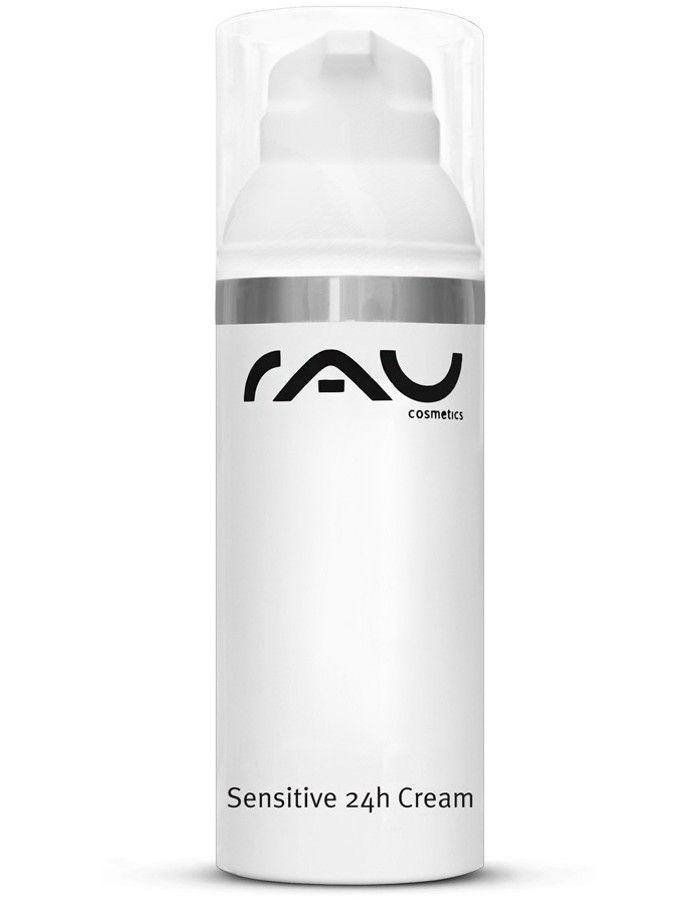 Rau Cosmetics Sensitive 24h Dag-en Nachtcrème 50ml