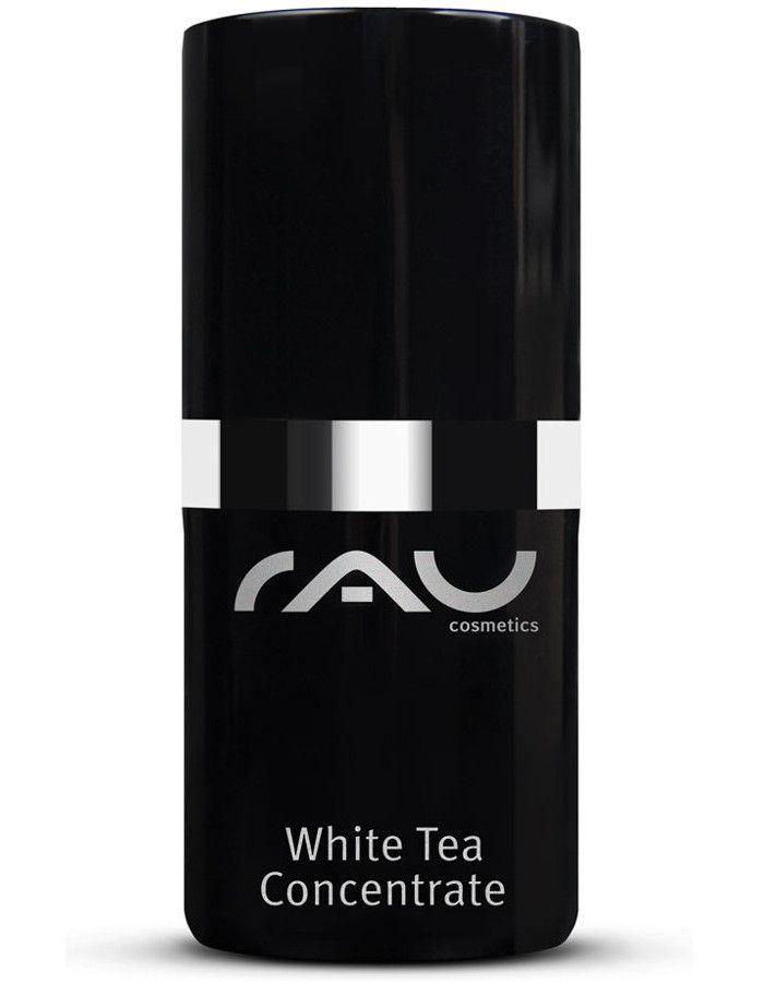 Rau Cosmetics White Tea Concentrate Met Hyaluronzuur 15ml