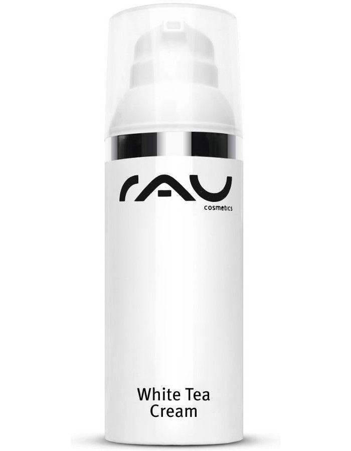 Rau Cosmetics White Tea Dag-en Nachtcrème 50ml