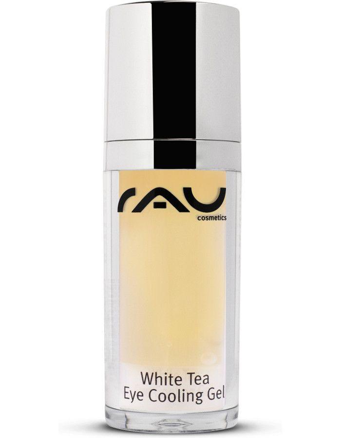 Rau Cosmetics White Tea Eye Cooling Gel 30ml
