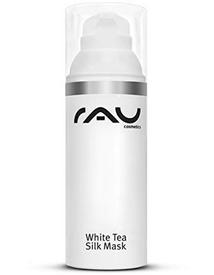 Rau Cosmetics White Tea Silk Gezichtsmasker 50ml