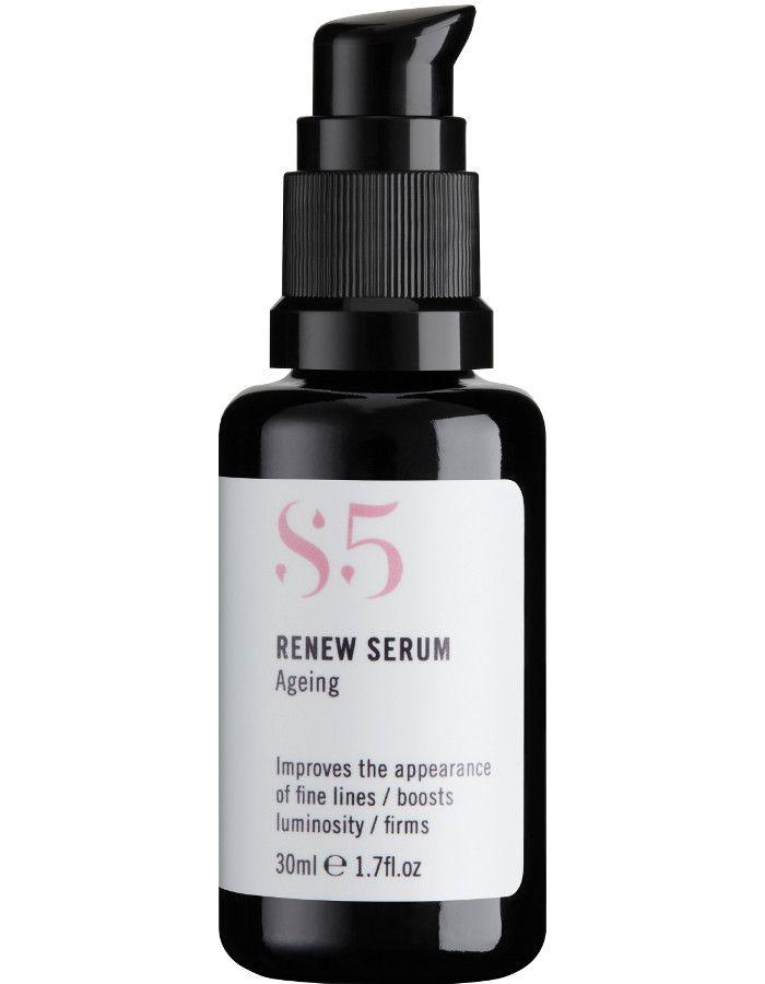 S5 Skincare Renew Serum 30ml
