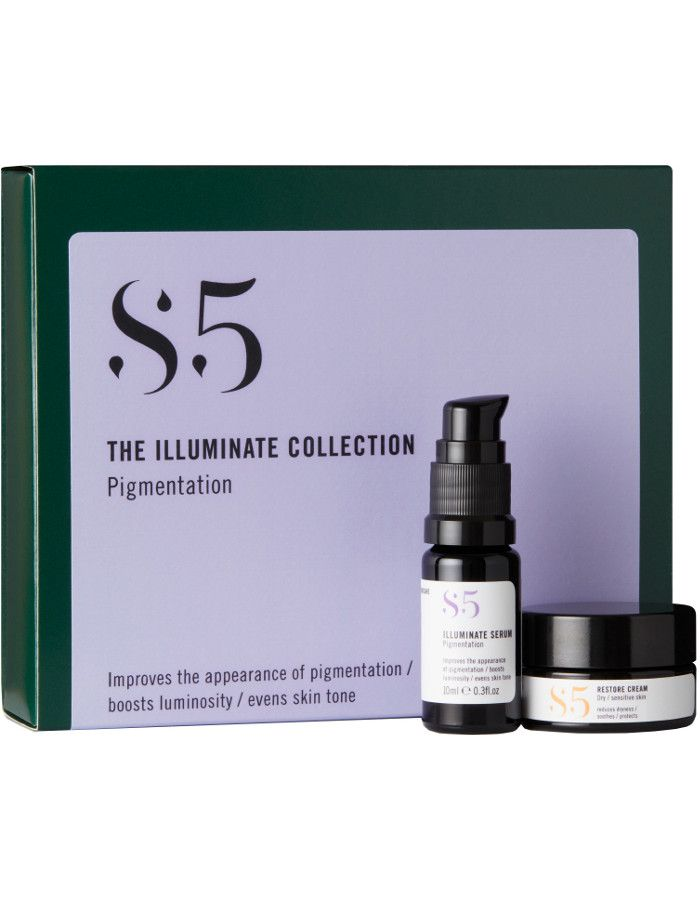 S5 Skincare The Illuminate Collection Starter Set 2-Delig