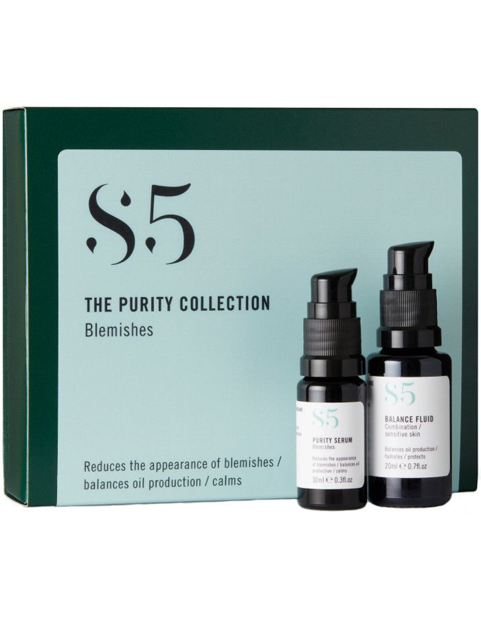 S5 Skincare The Purity Collection Starter Set 2-Delig
