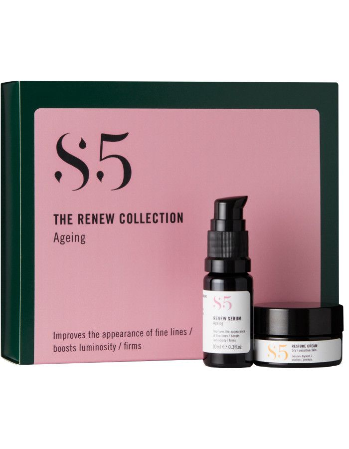 S5 Skincare The Renew Collection Starter Set 2-Delig