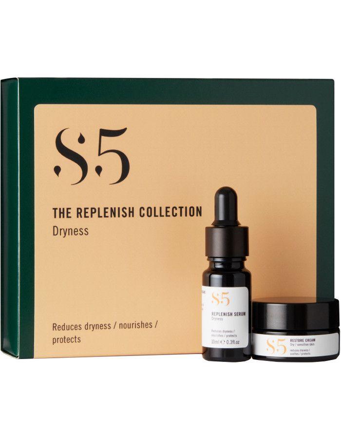 S5 Skincare The Replenish Collection Starter Set 2-Delig