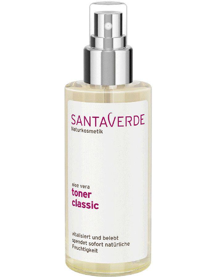 Santaverde Aloe Vera Toner Classic 100ml