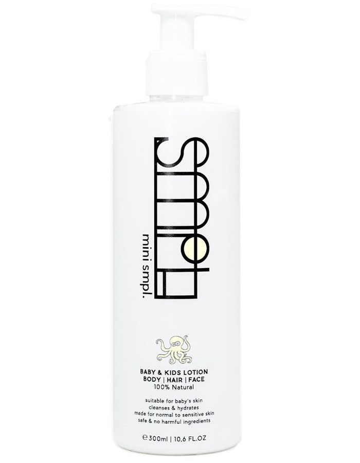 SMPL Skincare Multifunctionele Baby & Kids Lotion 300ml