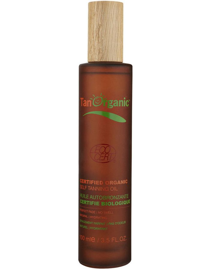 TanOrganic Self Tan Oil 100ml