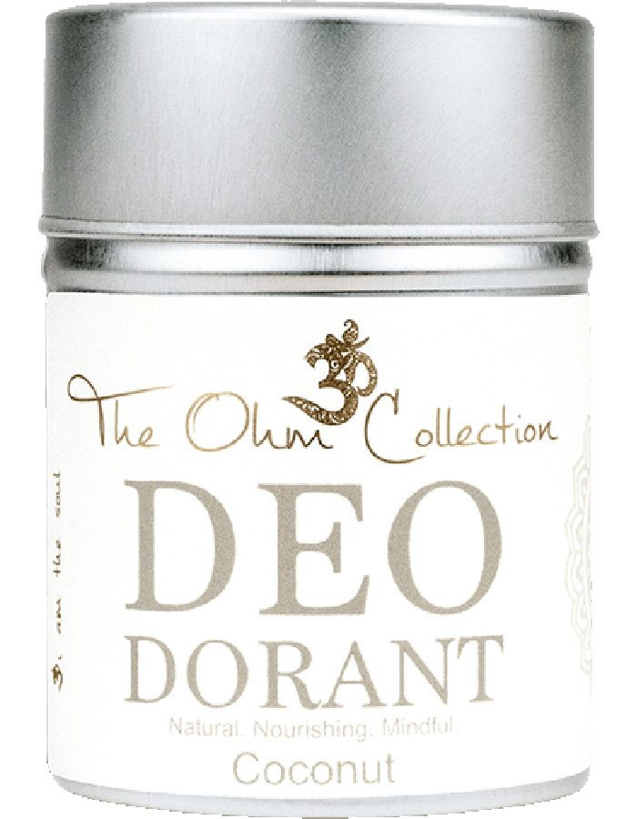 The Ohm Collection Deodorant Poeder Coconut 120gr