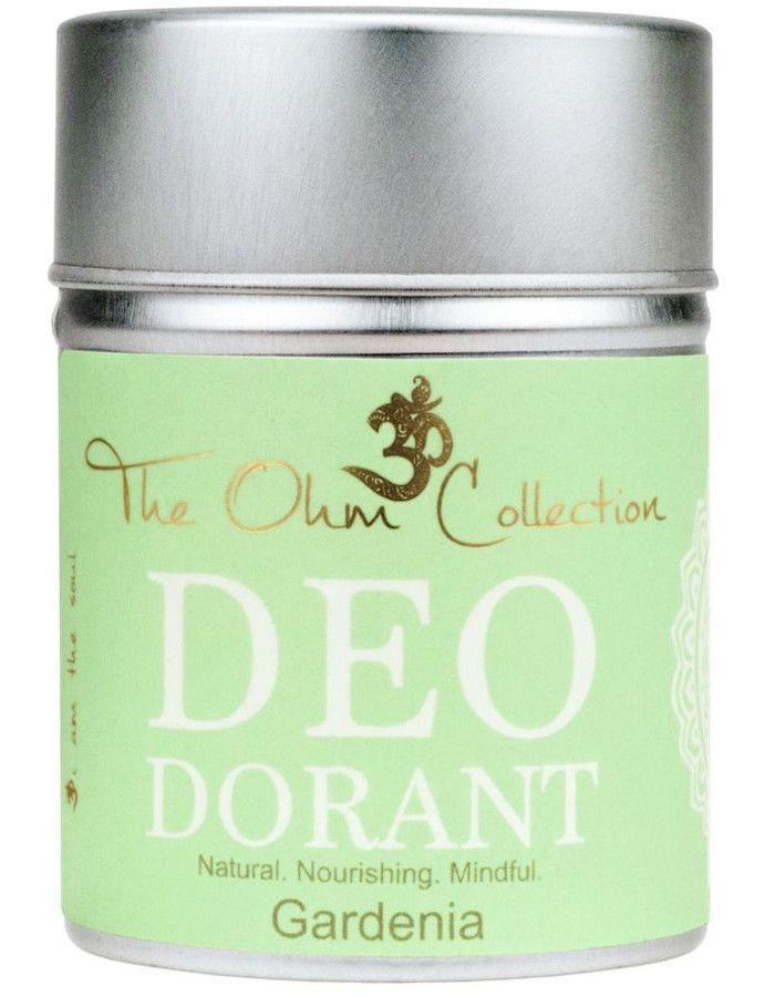 The Ohm Collection Deodorant Poeder Gardenia 120gr