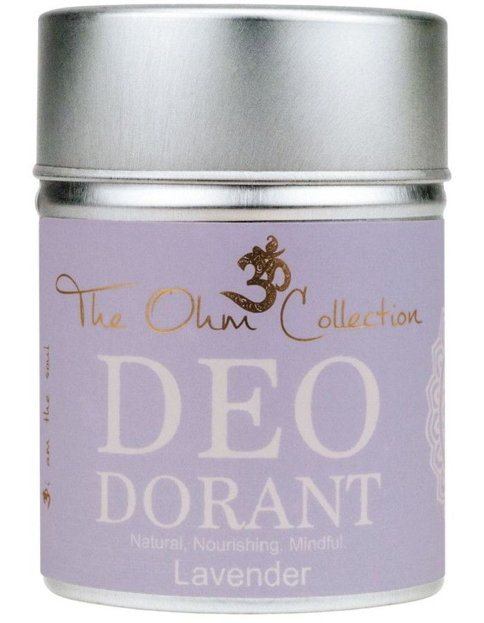 The Ohm Collection Deodorant Poeder Lavender 120gr