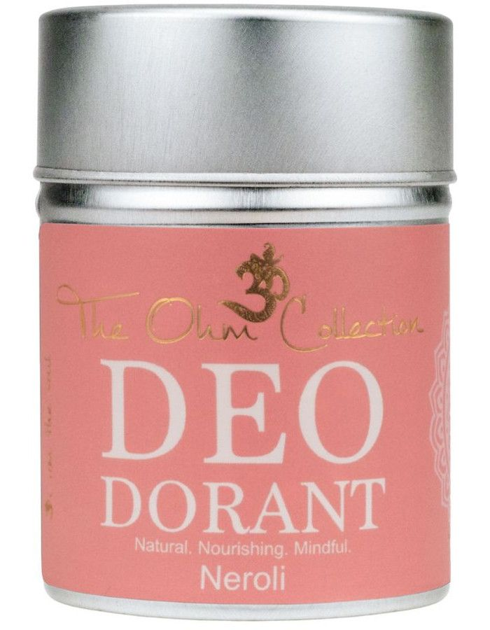 The Ohm Collection Deodorant Poeder Neroli 120gr