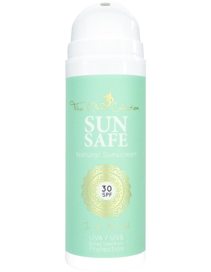 The Ohm Collection Sun Safe Vegan Zonnebrand Lotion Spf30 150ml