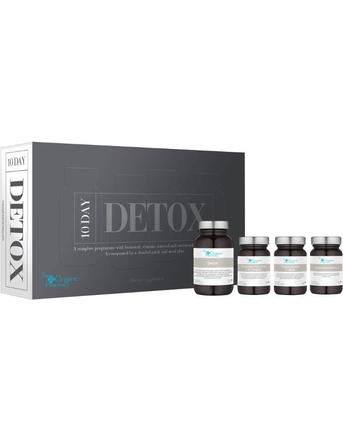 The Organic Pharmacy 10 Day Detox 4-Delig